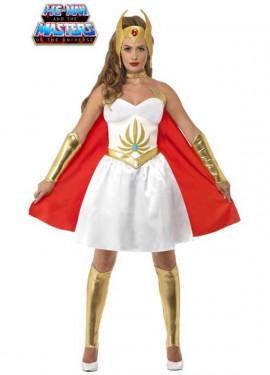Disfraz de She-Ra para mujer