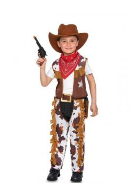 Disfraz de Sheriff con Zahones para niño y bebé