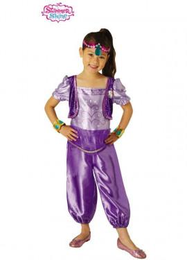 Disfraz de Shimmer de Shimmer and Shine para niña