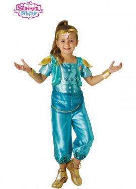 Disfraz de Shine de Shimmer and Shine para niña