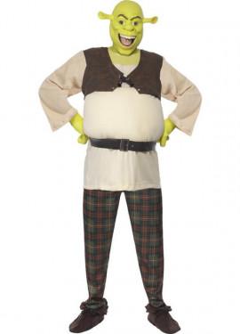 Disfraz de Shrek para hombre