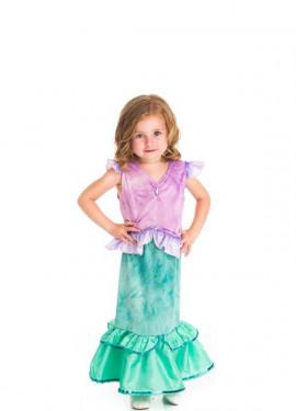 Déguisement de Petite Sirène pour fille
