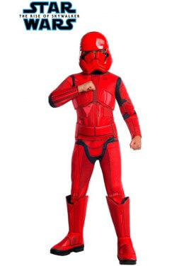 Disfraz de Sith Trooper Premium de Star Wars para niño
