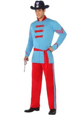 Disfraz de Soldado Americano para hombre