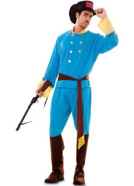 Disfraz de Soldado Confederado para hombre