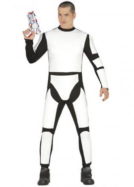 Disfraz de Soldado Espacial para hombre