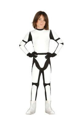Disfraz de Soldado Espacial para niño