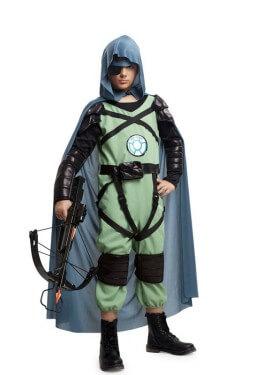 Disfraz de Soldado Lemar Fantasía para niño