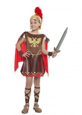 Disfraz de Soldado Romano Águila para niño