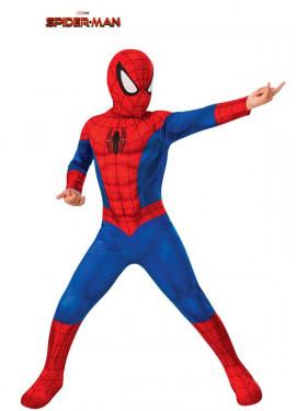 Déguisement Spiderman classique pour garçon