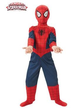 Disfraz de Spiderman de cómic para niño