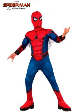 Disfraz de Spiderman Premium para niño