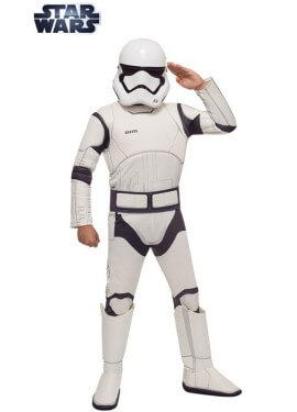 Disfraz de Stormtrooper Premium de Star Wars para niño