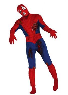 Disfraz de Súper Araña Zombie para hombre