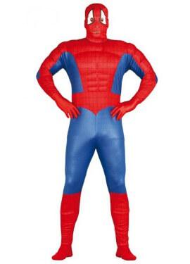 Disfraz de Súper Héroe Musculoso para hombre