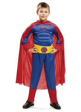 Disfraz de Súper Héroe para niño