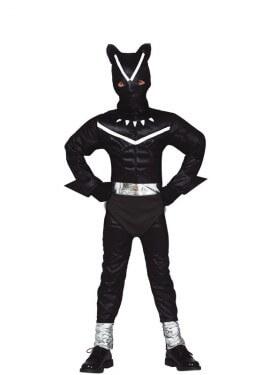 Disfraz de Súper Pantera para niño