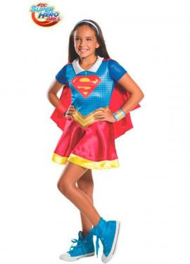 Disfraz de Supergirl Clásico para niña