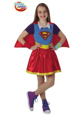Disfraz de Supergirl SHG Deluxe para niña