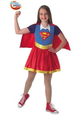 Disfraz de Supergirl SHG para niña