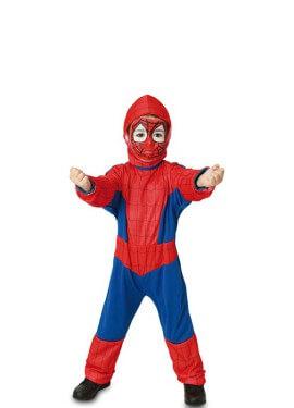 Disfraz de Superhéroe Araña para niño