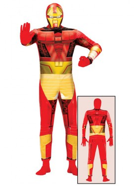 Disfraz de Superhéroe Biónico para hombre