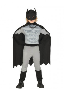 Costume da supereroe Pipistrello per bambino