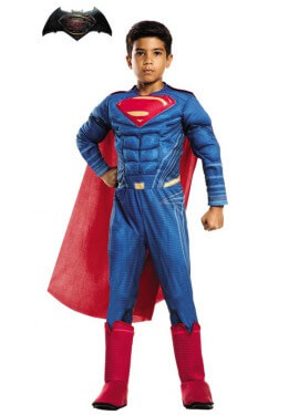 Disfraz de Superman Premium BvS para niño