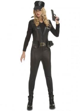 Costume swat per donna