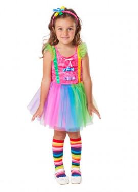 Disfraz de Sweet Candy para niña