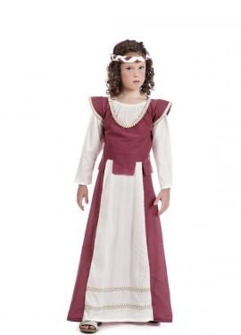 Costume da taverna medievale per una ragazza
