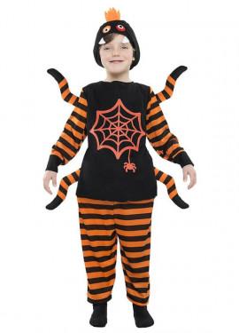 Disfraz de Tarántula para niño