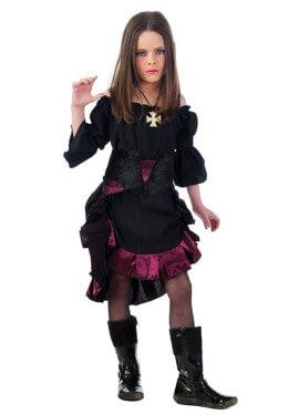 Disfraz de Teen-Vamps Cloe Deluxe para niña