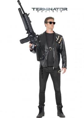 Déguisement de Terminator pour homme sous licence