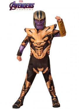 Disfraz de Thanos Endgame para niño
