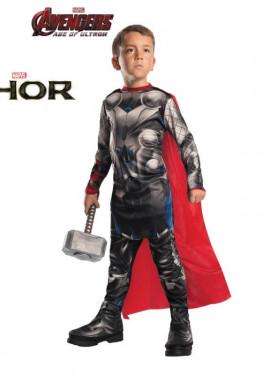 Disfraz de Thor de los Vengadores 2 para niños