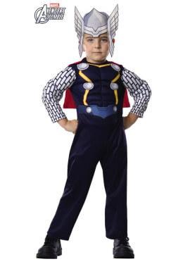Disfraz de Thor Deluxe para bebé