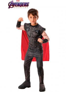 Disfraz de Thor Endgame Clásico para niño