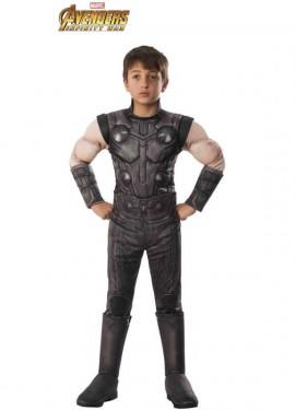 Disfraz de Thor Premium de los Vengadores para niño