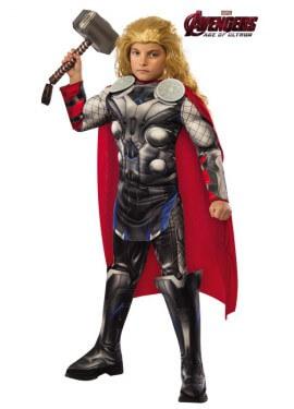 Disfraz de Thor Premium para niño