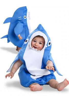 Disfraz de Tiburoncito para bebé