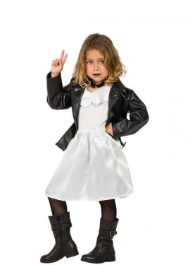 4801f5d9d Disfraz de Muñeca Diabólica para niña