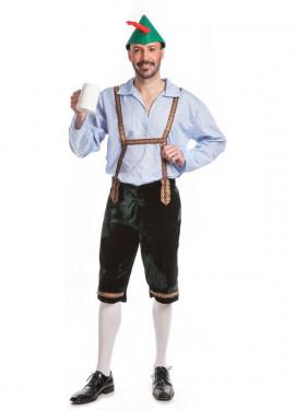 Costume tirolese per un uomo