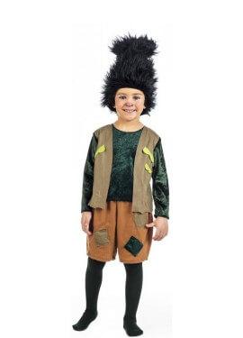 Disfraz de Troll Travieso para bebé y niño