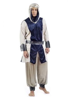 Disfraz de Tuareg Muhammad para hombre
