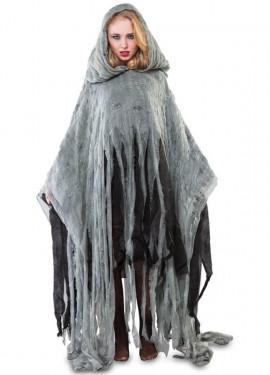 Disfraz o Túnica Espectro de 170 cm para adultos