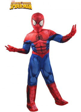 Disfraz de Ultimate Spiderman Premium para niño