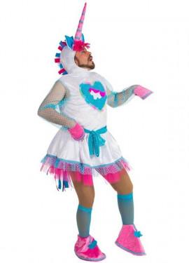 Disfraz de Unicornio para Hombre