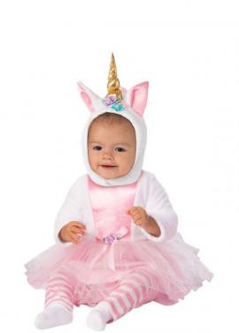 Csotume da Unicorno rosa per bebé