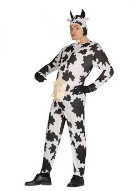 Disfraz de Vaca para hombre en Carnaval